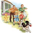 Dick and Jane :Play Ball by larry ruppert