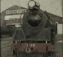 mainline steam 1275 by dennis william gaylor