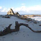 Valla Beach by Graham Mewburn