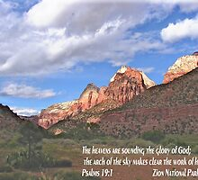 His Zion Creation by DOUG TWEEDY