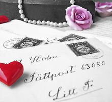 Love letters from the past # 2 by Paola Svensson