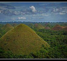 Choco Hills by gumarz