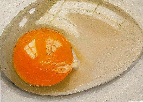 Raw Egg  by Joyce