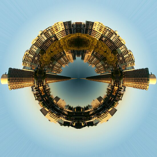 City Planet by LouD