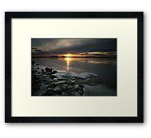Loch More Framed Print