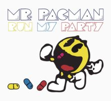 Mr Pac Man Run my party by pAnti