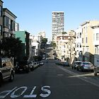 San Francisco Street by beckett