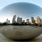 Cloud Gate 1 by greg1701