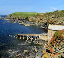 The Old Lizard Lifeboat Station, Cornwall by rodsfotos