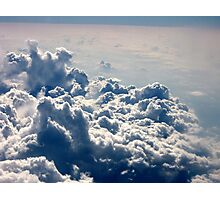 Thunderstorm From Above Photographic Print