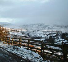 Nire Valley Snows by Pat Duggan