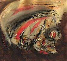 Cliff Overhang - Will there be Rock Art? by Peter Searle ( the Elder )