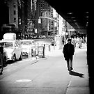 Oh the bright lights of Broadway by clickinhistory