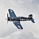 F4 Corsair by Mark Weaver