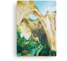 ARCHES painting Canvas Print