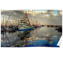 F/V Pioneer ~ The HDR Series ~ Poster