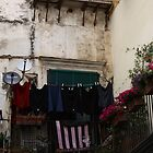 Amalfi Old Building by longaray2