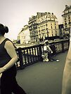 Parisian streets by schizomania