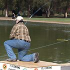 Fly Casting Championship, Canberra 2009 by Tom McDonnell