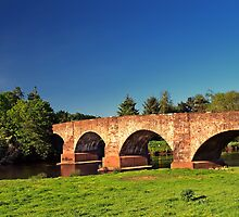 Kinkell Bridge by Eddie Dowds