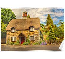 Ugbrooke Cottage Poster