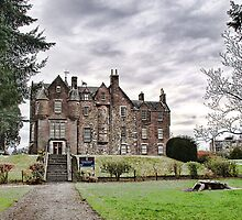 Balhousie Castle by Eddie Dowds