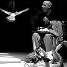 filling, falling, flying by Etienne RUGGERI Artwork eRAW