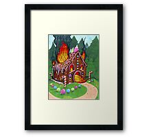 Burn the Witch Framed Print