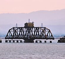 Southbay Railroad Trestle by Bob Wall