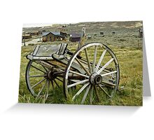 Days Gone By Greeting Card