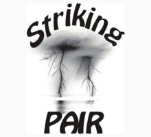 Striking Pair Sport T-Shirt by Christopher  Boswell