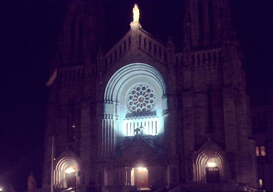 St.Anne de Beaupre by George Cousins