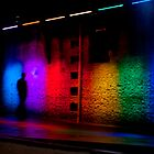 Pride Lights by DavidCThomson