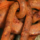 Rusty Chain by CaseyConnor
