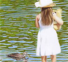 Reflections by Karen  Hull