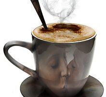 morning cup by navybrat