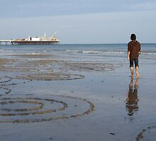 Walking in Circles by pcimages