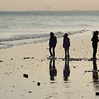 Memories of Childhood at the Seaside by pcimages
