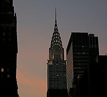 Chrysler Building, NYC by RonnieGinnever