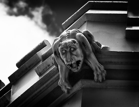 Gargoyle! by Peter Denniston