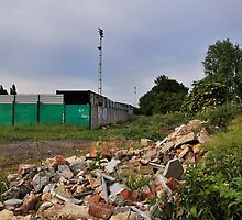 Urban football Club by Lea Valley Photographic