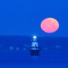 Lighthouse Moon by Kevin  McIntyre