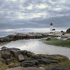 Annisquam Light - Gloucester, MA by Howard Simpson