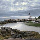 Annisquam Light - Gloucester, MA by Howard Simpson