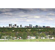 Winnipeg, Manitoba, Canada Photographic Print