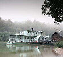Riverboat. by wayne51