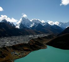 Gokyo Splendor by Richard Heath