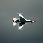 USAF Thunderbird, F-16 Fighting Falcon by cshphotos