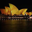 The Colours of Sydney (11) by Scott Westlake