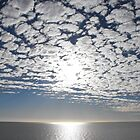 Cloud Formation Take 2 by Richard  Willett